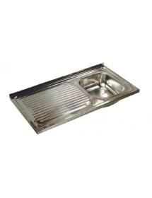 Semi industrial sink 1 right SUN FUND 500