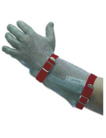 Long Glove protective steel mesh