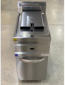 Single-body gas fryer Turhan 15L