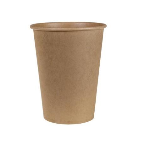 Kraft cardboard cup (100 units)