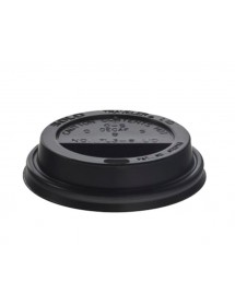Dome black lid (50 units)