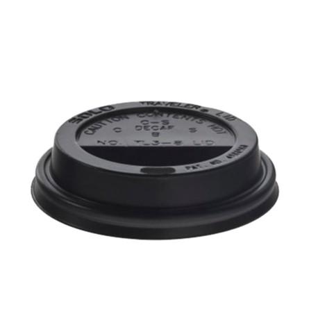 Dome black lid (50 units)