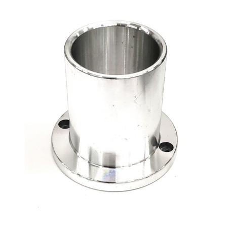 Steel Tube meat mincer TK-22 Stainless Steel Thread Step 3 M94mm 6 ribs Ø47mm