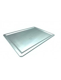 Stainless Steel Tray, Oven HEO7 32,3 x44, 1cm.