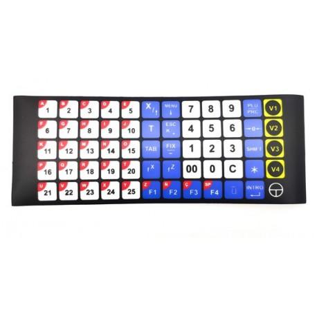 Cover Keypad for scale Epelsa Urano 20V4 571601277