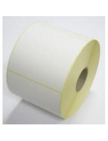 Etiqueta Térmica 100x100 Blanco Mate 6 rollos 3000 Etiquetas