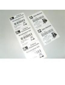 Etiqueta Térmica 100x150 Blanco Mate 4 rollos 1000 Etiquetas