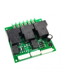 Relay card 3 relays DZ-300 SLC-12VDC-SL-C