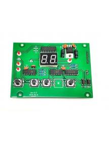 Electronic board vacuum packaging DZ SH40467