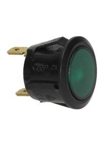 Ozti Neon Red signal lamp Ø23mm Ø21m 100K 220V 4A 6251.00004.31