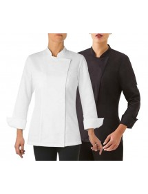 GLORIA Women Chef Long sleeve jacket