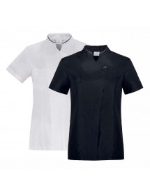 Short sleeve jacket Chef for woman DAFNE