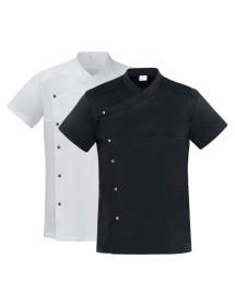 LAPO short sleeve cook jacket