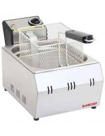 MARCHEF single electric 3 Liter fryer