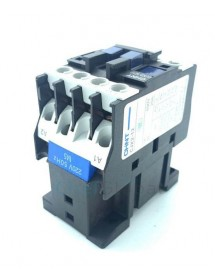 Power contactor 220V resistive load 20A main contacts 3NO auxiliary contacts 1NO