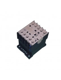 Mini contactor 12A coil 380-400Vac open auxiliary contact NA LC1-K1210