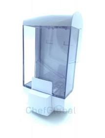 Soap dispenser ABS Fumé universal 1L