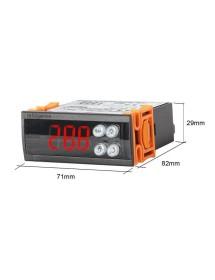 Elitech ECS-16 220V 50-60Hz Digital Thermostat