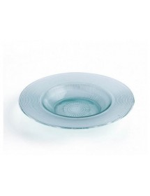 Deep plate with glass wing A'BORDO (6 pcs)
