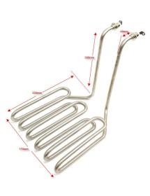 Heat Element Fryer 2000W TEF-4L 22x13x18cm