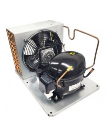 Condensing Unit 5/8HP with RT dehydrator NEU6212Z R134a 220V 50Hz