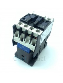 Power contactor 24V resistive load 20A main contacts 3NO auxiliary contacts 1NO