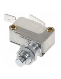 Microswitch 1NO 250V 16A L 41mm W 12mm H 44mm actuating force: 250g 348088