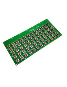 Keypad Keyboard Scale Marques BM1 5x12 keys Double Body PCB-36625220001A PLC-36605060000A