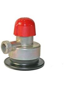 Gas regulator outlet 29 mbar RPB-30R thread M20/150