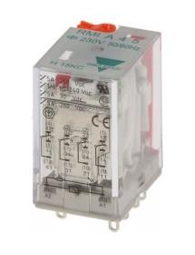 Plug-in relay RMI A 4-5 230V 50-60Hz 6231.00021.09 Öztiryakiler Ozti Carlo Gavazzi 14 pins LF7351001