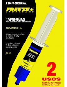 Feeze + Flashing Syringe up to 21,1Kw 60ml Stop Leak HVAC