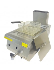 High performance gas fryer MARCHEF