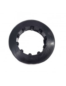 Rubber Roller wrapper manual HW-450 HW-550 Inside Ø31mm Outside Ø50mm