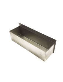 Fat collection drawer Stainless Steel Griddle DPL EG 245x75x62mm