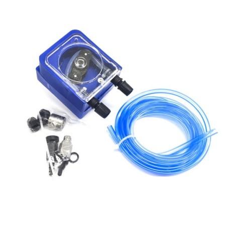 dosing pump GÜLSAN GMP 7 dispenser Frequency regulation detergent up to 6L / h 230VAC