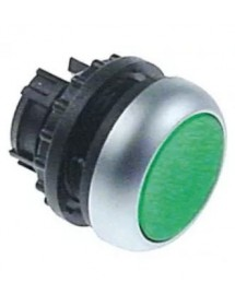 Green key without light with interlock Ozti 6232.00012.08 346725 346436 346272