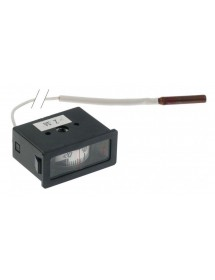 thermometer mounting measurements 58x25.5mm +20 up to +120°C 501492