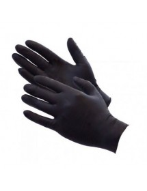 Nitrile Disposable Exam Glove Black (100 units)