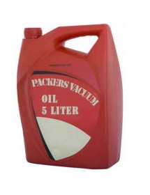 Packers Vacuum Oil 5 liter container ISO32 pump 220V