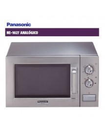 Horno Microondas Panasonic NE-1027 Analógico