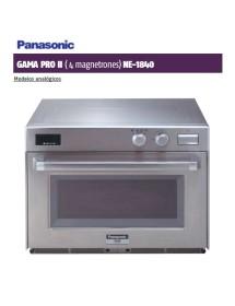 Panasonic Microwave Oven NE-1840 4 Magnetrons