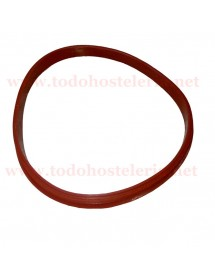 Junta del tanque Chocolatera Eutron CH-5 CH-10 212x7,5mm despiece 5