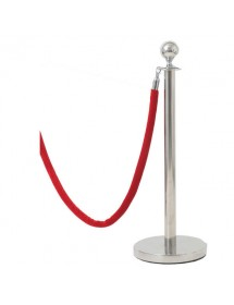 CONICAL FOOT POLE STRIPPER