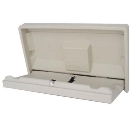 Table langer pour les b b s horizontal chef global machines et mat riel de restauration et - Table a langer pour machine a laver ...