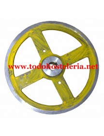 Stainless Steel Pulley cutting saw lower JG210