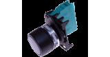 Pulsador de Encendido 22mm Verde abierto