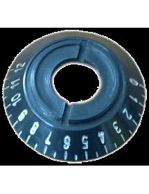 Numbered Circular Roulette Slicer HBS-220 HBS-250
