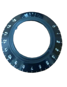 Numbered Circular Roulette Slicer HBS-275 HBS-300