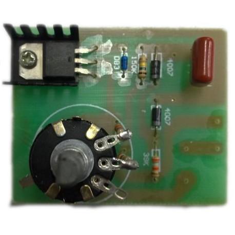 Placa regulador HW-450A