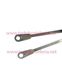 Repuesto soldadora de bolsas 600 mm (2 resistencias)
